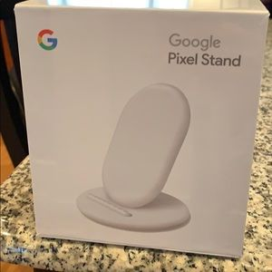 google Other - NEW. Never opened. Google Pixel Stand